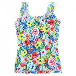 9Z4252 - PRINT UNLINED CAMI