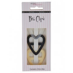 -SW017H - HEART BRA CLIPS 3...
